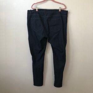 Forever 21 Jeans - Forever 21+ Plus Dark Skinny Jeans 20